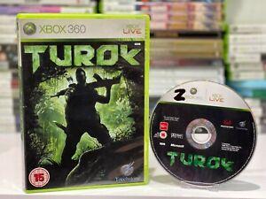 Turok (Microsoft Xbox 360)  - UK Stock