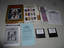 BOXED AD&D POOLS OF DARKNESS IBM PC COMPUTER GAME FORGOTTEN REALMS RPG VOL IV 4
