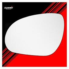 Heated Back Plate Replacement Mirror Glass - Summit SRG-1033BH - Fits Hyundai