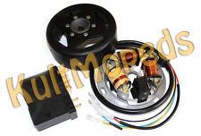 12V Elektronikzündung Grundplatte pass f Simson KR51 Schwalbe SR50 Lichtmaschine