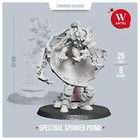 Spectral Spinner Prime- Artel W- Eldar Aeldari Warp Spiders Farseer Warlock