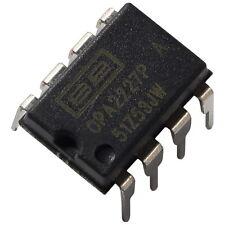 Opa2227pa Burr Brown OP-amplifier 8 MHz 2,3v/µs Dual low noise OPAMP dip-8 855966