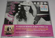 BRITNEY SPEARS - GIMME MORE (KOREA 6trk CD SINGLE / Mega Rare FACTORY SEALED!)