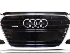 Original Audi A4 S4 8K B8 Kühlergrill schwarz glänzend - 8K0853651F T94