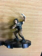 "HeroClix ""Armor Wars"" Wolverine Black Shirt Promo Purple Ring 220"