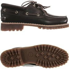 Timberland 3-Eye Classic Lug Shoes brown Men's Low-Top Sneakers Boat shoes NEW