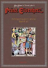 Prinz Eisenherz, BOCOLA Verlag, Gianni & Yeates, Band 21, Jg. 2011/2012