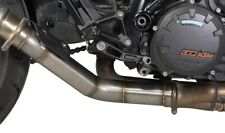 SUPPRIME-CATALYSEUR QD EXHAUST KTM 1290 SUPERDUKE 2015/2019