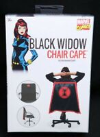 Marvel Comics Black Widow Chair Cape Sealed Small marks on outer box