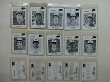 RARE 1977 ROCHESTER RED WINGS TEAM SET WITH 20 AUTOGRAPHS BALTIMORE ORIOLES