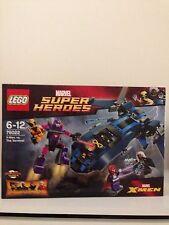 LEGO Marvel Super Heroes X-Men vs.The Sentinel 76022 -- Brand new &  Retired