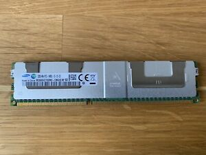 Samsung 32GB DDR3-1866 LRDIMM PC3-14900L M386B4G70DM0-CMA HP IBM DELL