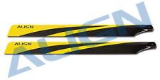 Align Trex 600N / 600XN Carbon Fiber Blades HD600F