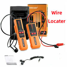 New Listingunderground Cable Detector Wire Locator Cable Open Circuit Check Crscan F04