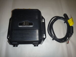Lowrance 3D Structure Scan Box w/Power Cord HDS
