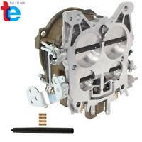 Carburetor fit for Quadrajet 4MV 4 Barrel Chevrolet Engines 327 350 427 454