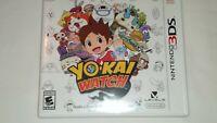 Yo-Kai Watch - Nintendo 3DS Case, Cover Art, Manual ONLY