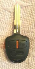 3 BUTTON MITSUBISHI remote KEY fob for COLT OUTLANDER LANCER L200 WITH MIT8 BL