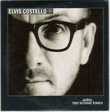 ELVIS COSTELLO: UK PROMO CD (2002) EXCLUSIVE PREVIEW TRACKS + VIDEO