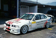 BMW 320i E36 - STW / Super Touring Car - Teilekatalog / Parts Catalogue - Racing