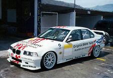 BMW 320i E36 - STW / Super Touring Car - Teilekatalog / Parts Catalogue - Racing