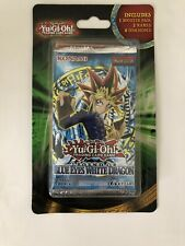 Yugioh Legend Of Blue Eyes White Dragon Blister Booster Pack Konami