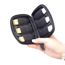 GX- Portable Zipper 6 Slots USB Flash Drive Disk Storage Bag Organizer Pouch Del