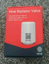 5 X Hive TRV Thermostatic Radiator Valves. BRAND NEW. UNOPENED. SEALED BOXES.