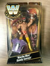 WWE Mattel Macho Man Randy Savage Elite Legends Series #5 Figure