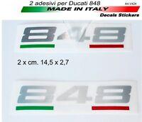 Adesivi per Ducati 848