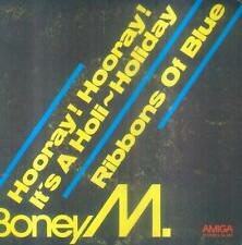 "7"" Boney M/Hooray Hooray It´s A Holi Holiday (Amiga)"