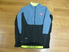 Castelli Gore Windstopper Jacket Cylcing Biking Mens Cold Weather Extra 2XL XXL