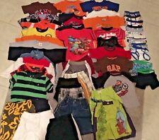 toddler 2t 3t clothing lot boys 47 pc lot Ralph Lauren baby gap Disney old navy