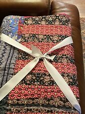 New Pottery Barn Lap Quilt