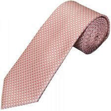 Rose Gold Diamond Neat Classic Men's Tie Regular Tie Normal Tie Neck Tie Wedding