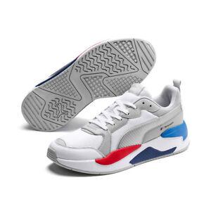Puma BMW Mms X-Ray Homme Baskets Chaussures de Sport 306503 Blanc
