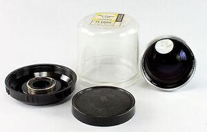 Zeiss Ikon Contaflex Pro-Tessar 4/115mm Lens - in plastic bubble