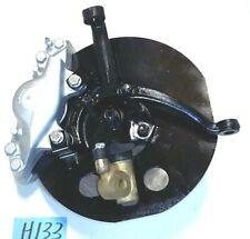 REMAN OEM . '56 - '62 TRIUMPH TR3 - TR4  LEFT FRONT AXLE & BRAKE ASSEMBLY  H133