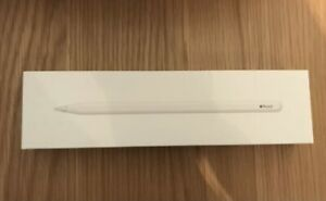 Apple Pencil 2nd Generation for iPad Pro - White BRAND NEW