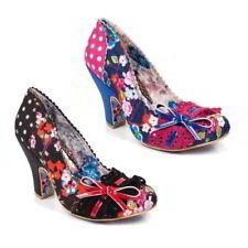 Irregular Choice Evening & Party Textile Heels for Women