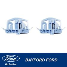 PAIR OF GENUINE FORD TERRITORY SX SY SZ DOOR WINDOW SLIDERS REGULATOR CLIP SLIDE