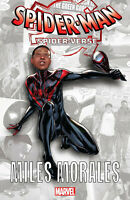 Spider-Man Miles Morales TPB Spider-Verse Softcover Graphic Novel