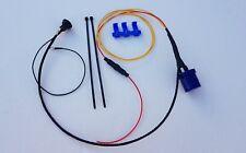 VW Trike hazard warning lights for MOT, full kit. for aftermarket LED indicators