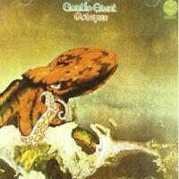 "GENTLE GIANT ""OCTOPUS"" CD -----8 TRACKS----- NEU"