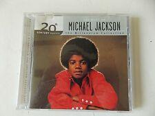 Michael Jackson : The Best of Michael Jackson: The Millennium Collection CD