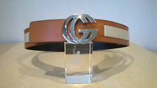 Gucci Leather Medium Width Belts for Women