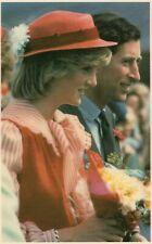 ❤ alte POSTKARTE_Prinzessin_Princess_Lady_DIANA_Charles_Postcard_England_Card_GB