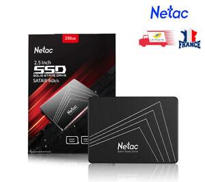 2.5'' SSD 256Go 128Go 6Gb/s SATA 3 Interne Solid State Drive Disque dur Neatc