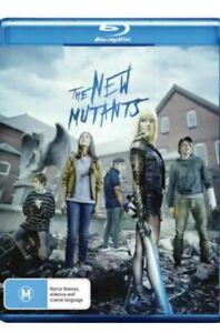 The New Mutants - (Blu-ray, 2021) Brand New Sealed Region B Aus