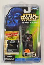 Star Wars  Darth Vader POTF2 .00 Freeze Frame with Protech Star Case